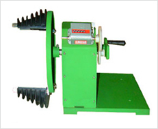 MANUAL MOTOR COIL WINDING MACHINE
